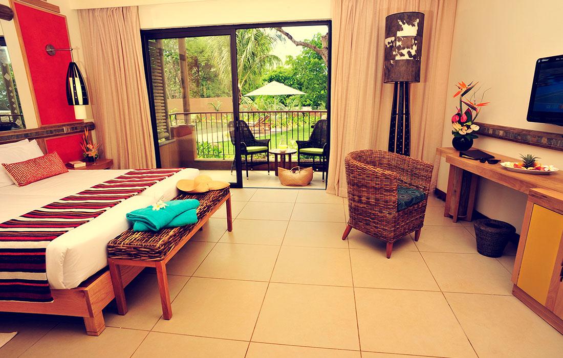 #Tamarina Deluxe Garden View Room