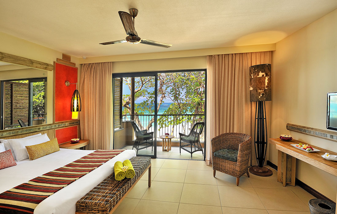 #Tamarina Deluxe Sea View Room